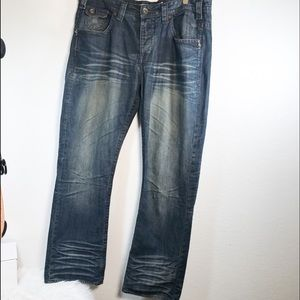 Lab of Denim Size 38 Limited Edition Button Fly